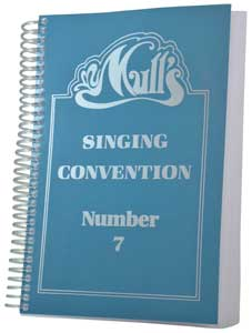 Spiral Binding Songbook – with box order